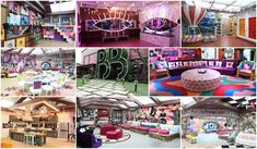 Everything About Bigg Boss : House Location Rules Outside Seating, The Big Boss, Indian Language, House Rules, House Wall, Day And Time, New Theme, Bedroom Wall