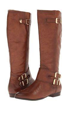 Now trending: Buckle boots!
