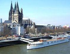 Paseo por el Rio Rin - Alemania