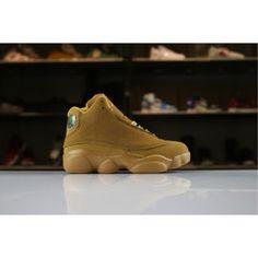 Air Jordan 13 Wheat released at KicksVovo.com