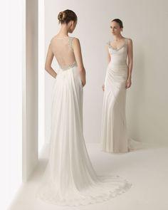 vestidos de boda sencillos6 819x1024 Vestidos de Boda Sencillos