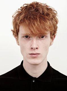 ginger, model, and linus wördemann image