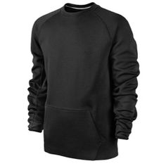 Nike Tech Fleece Crew with front pouch - Men's