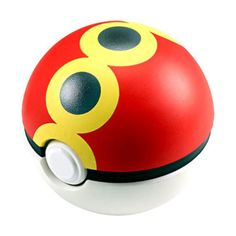 Pokemon Toy Soft Foam Pokeball REPEAT BALL (Red, Yellow, Black White... (£7.77) ❤ liked on Polyvore featuring pokemon and toys