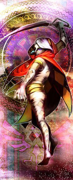 「無双ギラヒム」/「まっちょー」のイラスト [pixiv] Girahim | Hyrule Warriors