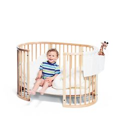 Stokke Sleepi Convertible Nursery Bed