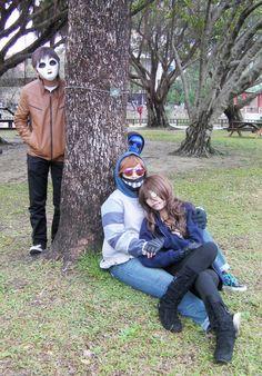 creepypasta cosplay - Google Search