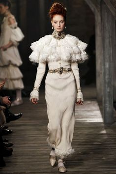 See the complete Chanel Pre-Fall 2013 collection.