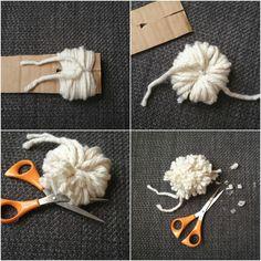 pompom maker idea by calikatrina
