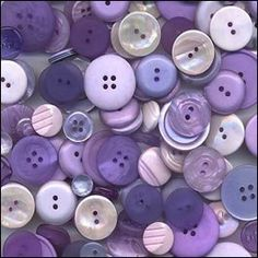 Purple buttons...My Favorite  Pin it to Win It Party.   ButtonsGaloreandMore.com Pin it to Win It Party.  #buttons #pinitparty
