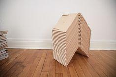 Étagère L par Aurélien Veyrat - Journal du Design