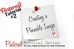 Pinterest Tutorial for Bloggers