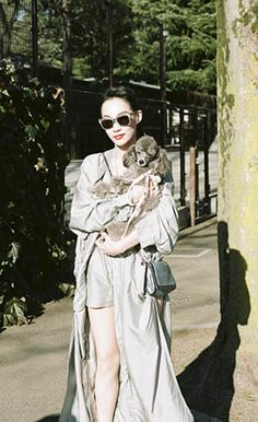 Mademoiselle Yulia hits the streets of Tokyo sporting the Stella McCartney Summer 2015 collection for the latest One City, One Girl.
