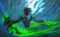 Video Games World Of Warcraft Undead Weapons Fantasy Art Rogue Artwork Yaorenwo Wallpape