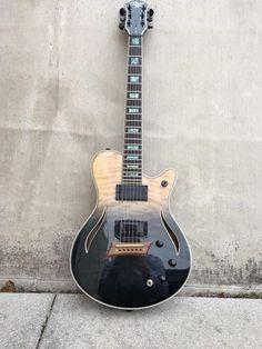 Stunning Michael Kelly Hybrid electric guitar