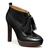 Or should I get them in Black?  ;)  Cary Bootie - Coach