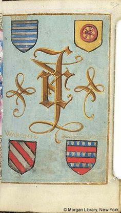 Book of Hours Belgium, perhaps Bruges or Valenciennes, ca. 1470 MS M.285 fol. 251v
