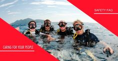 #AlertDiverSpring2015 - The DAN-SA Hazard Identification and Risk Assessment programme promotes a culture of safety at diving businesses. Learn about the importance of caring for your staff members and clients.