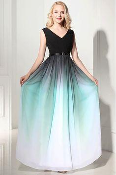 Long Prom Dresses, Sleeveless Prom Dresses, Belt/Sash/Ribbon Prom Dresses, Floor-length Prom Dresses #promdresseslong #promdresses2018 #eveningdresses