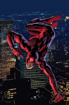Daredevil by Bryan Hitch