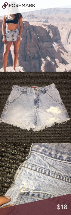 Denim cutoffs My favorites. Shorts Jean Shorts
