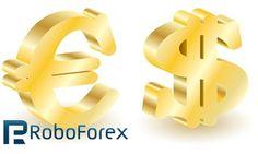 RoboForex Brasil: Análise de Velas Japonesas dos pares EUR/USD e USD...