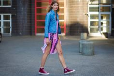 The Best Street Style From Berlin Fashion Week http://ift.tt/298tGXO #Vogue #Fashion