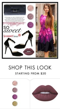 """""""So Sweet"""" by amra-sarajlic ❤ liked on Polyvore featuring Terre Mère, Lime Crime and sammydress"""