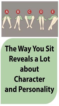 Non Verbal Language, Body Language, Character Personality, Personality Types, Sitting Posture, 30 Day Fitness, Person Sitting, Wellness Tips, No Way