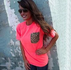 Women Fashion Sexy Crewneck Short Sleeve Leopard Print Cotton Blouse Casual Top Shirts T-Shirts