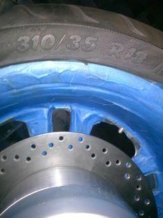Swamp Works Inc Suzuki M109R 300/310/360 Fat Tire Kits