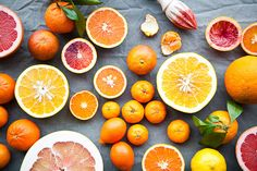 Winter Inspiration: Citrus / The Year in Food