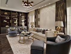 Top Interior Designers - Katharine Pooley | #interiordesign #luxuryinteriors #furnituredesign #interiordesigners