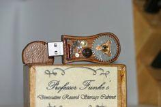 Steampunk USB Drive Thumbdrive