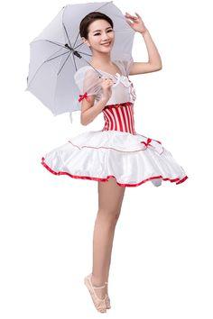 Белый Профессиональный платье пачка для танцев костюмы для детей Для женщин дети Danse Classique взрослый танцевальная одежда Майо Балетные костюмы Mujerкупить в магазине dancewearнаAliExpress