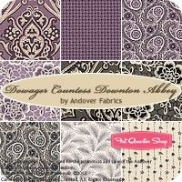Downton Abbey Fabric by Andover Fabrics Downton Abbey, Headboard Art, Dowager Countess, Andover Fabrics, Quilt Material, Machine Quilting, Quilting Fabric, Quilting Projects, Sewing Projects