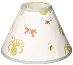 Amazon.com: GEENNY Lamp Shade, World Animals: Baby Wire Frame, Animals Of The World, Crib Bedding, Shades, Metal, Living Room, Amazon, Baby, Design