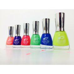 Lot de 6 vernis CUIR Flashy Orange / Violet / Rose / Vert / Bleu / Jaune décoration ongles – Nail art   Your #1 Source for Beauty Products