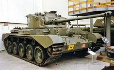 Comet (A34) Cruiser Tank