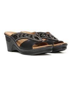 8ba862ebd5e8 This Black Ragan Sandal is perfect!  zulilyfinds Natural Soul