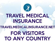 Travel Medical Insurance for USA visitors or international travelers, quote, review benefits, and buy coverage online on http://www.travelmedicalinsurance.net/ #travelmedicalinsurance