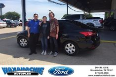 #HappyBirthday to Sara from James Lyons at Waxahachie Ford!  https://deliverymaxx.com/DealerReviews.aspx?DealerCode=E749  #HappyBirthday #WaxahachieFord