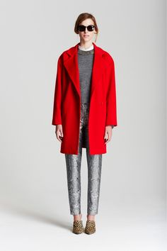 dyannadawson:  Stand-out look from Jenni Kayne's pre-fall collection.