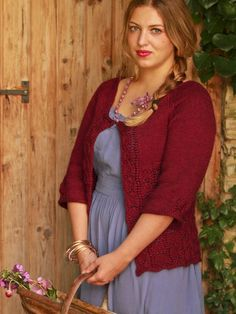 Fyberspates knitting patterns, The Scrumptious Collection Volume 2, Darent, from Laughing Hens