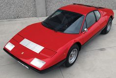 1971 Ferrari | 1971 Ferrari Berlinetta Boxer (Pininfarina) - Studios