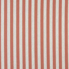 Peach Small Stripe on Natural Heavy Linen Upholstery FabricThe K2242 Peach Stripe upholstery fabric by KOVI Fabrics features Small Scale, Stripe pattern and Beige or Tan or Taupe, Coral or Orange or Persimmon, White or Off-White as its colors. It is a Damask or Jacquard, Linen or Silk-Looks type of upholstery fabric and it is made of 60% cotton, 30% polyester, 10% Flax material. It is rated Exceeds 100,000 Double Rubs (Heavy Duty) which makes this upholstery fabric ideal for residential…