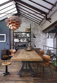 best ideas about industrial dining pinterest dinning room tables style table and
