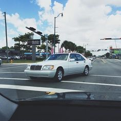 #mercedesbenz #sclass #s320 #w140 #miami #carspotting by is1989
