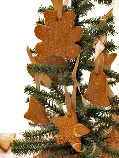 Gingerbread Cookie Recipe For Christmas OrnamentsSweetAmbs