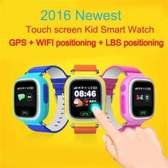 Cheap smart watch, Buy Quality smart watch children directly from China touch screen wifi Suppliers: GPS Touch Screen WIFI Positioning Smart Watch Children SOS Call Location Finder Device Tracker Kid Safe Anti Lost Smartwatch Q50, Stylish Watches, Cool Watches, Wifi, Monitor, Location Finder, Intelligent Technology, Wearable Device, Baby Safety